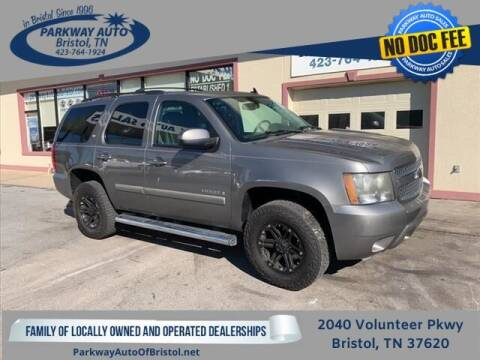 2008 Chevrolet Tahoe for sale at PARKWAY AUTO SALES OF BRISTOL in Bristol TN