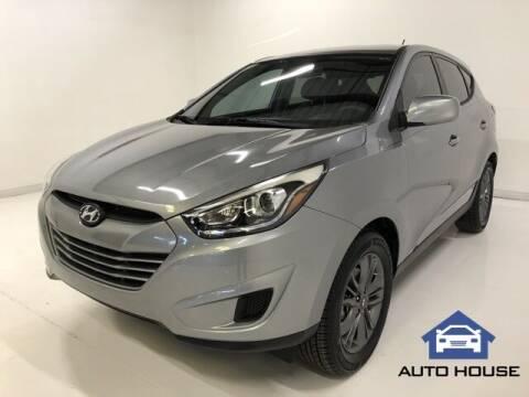 2015 Hyundai Tucson for sale at Auto House Phoenix in Peoria AZ