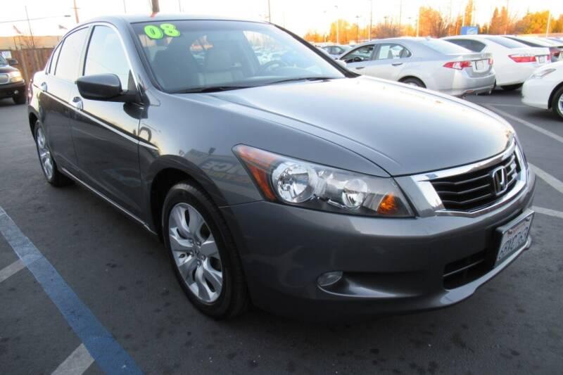 2008 Honda Accord for sale at Choice Auto & Truck in Sacramento CA