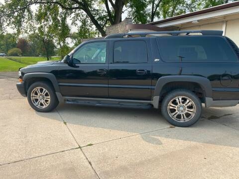 2003 Chevrolet Suburban for sale at Midway Car Sales in Austin MN