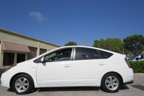 2009 Toyota Prius for sale at Love's Auto Group in Boynton Beach FL