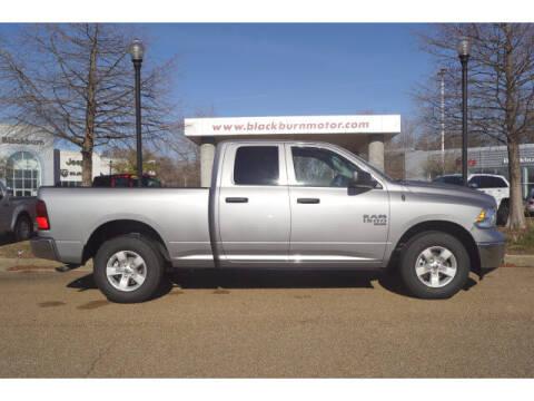 2021 RAM Ram Pickup 1500 Classic for sale at BLACKBURN MOTOR CO in Vicksburg MS
