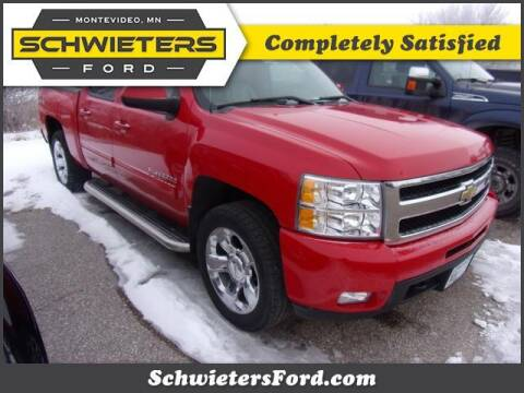 2011 Chevrolet Silverado 1500 for sale at Schwieters Ford of Montevideo in Montevideo MN
