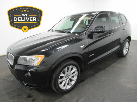 2011 BMW X3 for sale at Automotive Connection in Fairfield OH