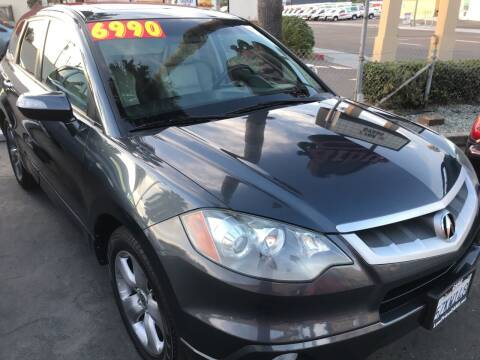 2007 Acura RDX for sale at CARZ in San Diego CA