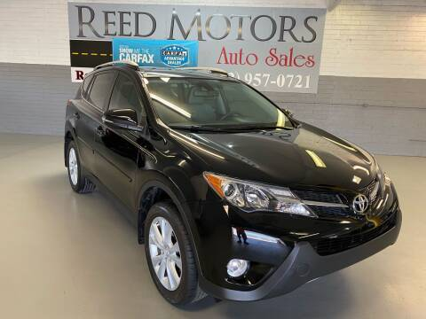2014 Toyota RAV4 for sale at REED MOTORS LLC in Phoenix AZ