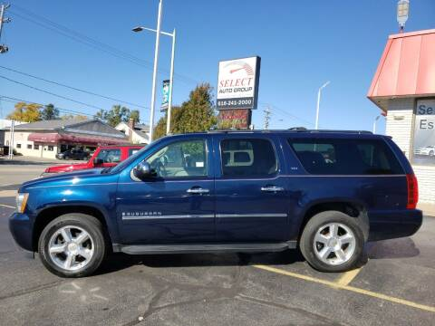 2009 Chevrolet Suburban for sale at Select Auto Group in Wyoming MI