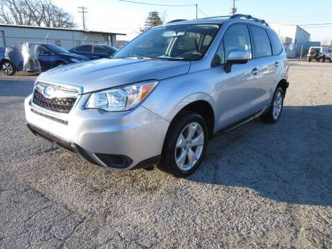 2016 Subaru Forester for sale at Grays Used Cars in Oklahoma City OK
