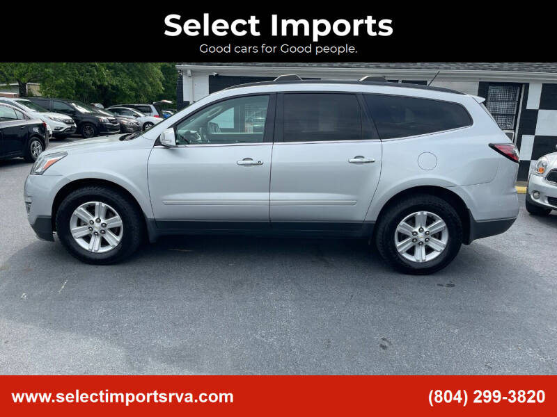 2013 Chevrolet Traverse for sale at Select Imports in Ashland VA