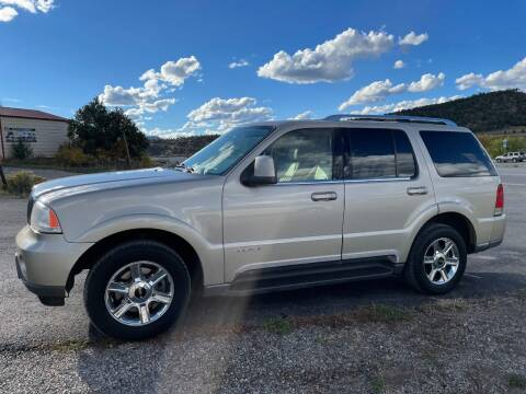 2004 Lincoln Aviator for sale at Skyway Auto INC in Durango CO