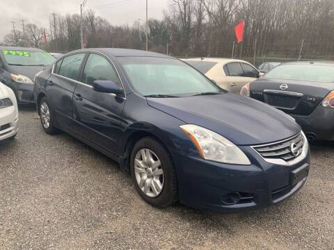 2011 Nissan Altima for sale at Super Wheels-N-Deals in Memphis TN
