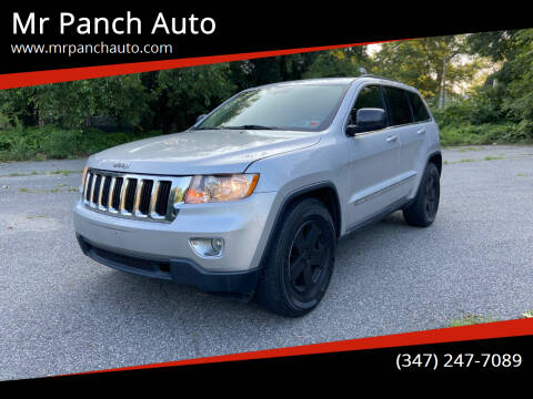 2011 Jeep Grand Cherokee for sale at Mr Panch Auto in Staten Island NY