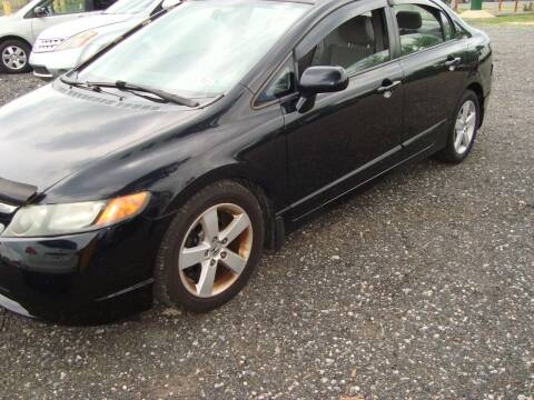2008 Honda Civic for sale at Branch Avenue Auto Auction in Clinton MD