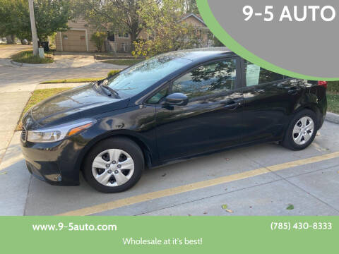 2017 Kia Forte5 for sale at 9-5 AUTO in Topeka KS