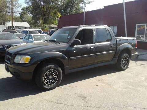 2005 Ford Explorer Sport Trac for sale at B Quality Auto Check in Englewood CO