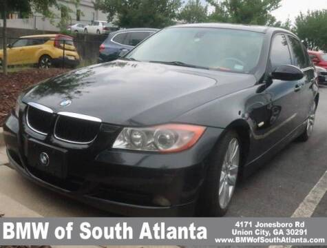 2007 BMW 3 Series for sale at Carol Benner @ BMW of South Atlanta in Union City GA