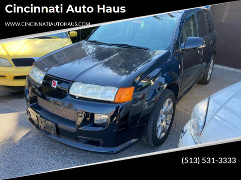 2005 Saturn Vue for sale at Cincinnati Auto Haus in Cincinnati OH