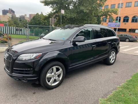 2014 Audi Q7 for sale at Sylhet Motors in Jamaica NY