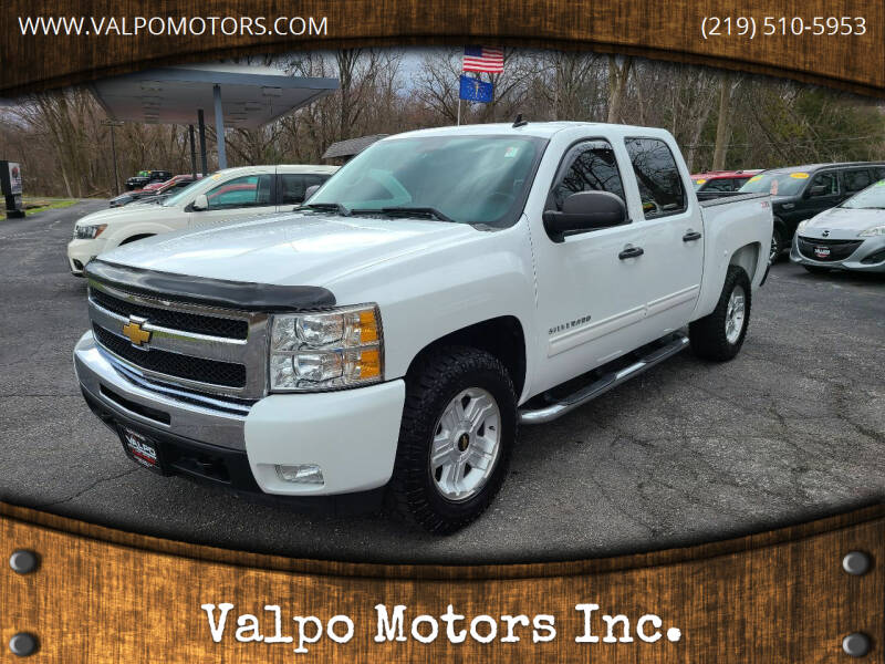 2011 Chevrolet Silverado 1500 for sale at Valpo Motors Inc. in Valparaiso IN