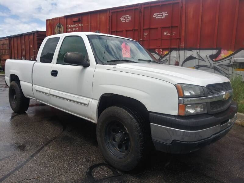 2005 Chevrolet Silverado 1500 for sale at AUTOMOTIVE SOLUTIONS in Salt Lake City UT