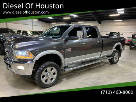 2014 RAM Ram Pickup 2500 for sale at Diesel Of Houston in Houston TX