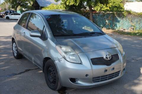 2007 Toyota Yaris for sale at SUPER DEAL MOTORS in Hollywood FL