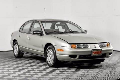 2001 Saturn S-Series for sale at Washington Auto Credit in Puyallup WA