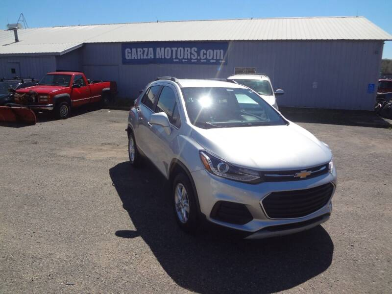 2018 Chevrolet Trax for sale at Garza Motors in Shakopee MN