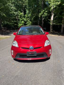 2012 Toyota Prius for sale at Amana Auto Care Center in Raleigh NC