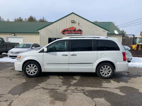 2015 Chrysler Town and Country for sale at HP AUTO SALES in Berwick ME