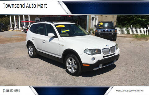 2007 BMW X3 for sale at Townsend Auto Mart in Millington TN
