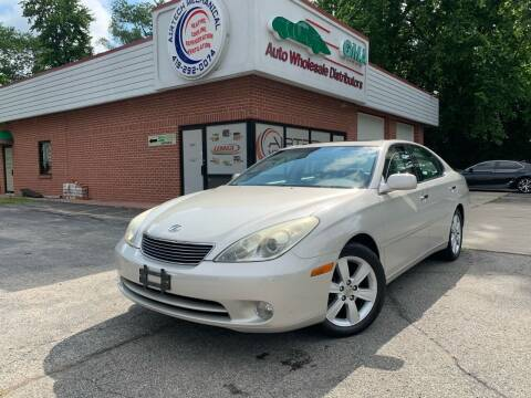 2006 Lexus ES 330 for sale at GMA Automotive Wholesale in Toledo OH