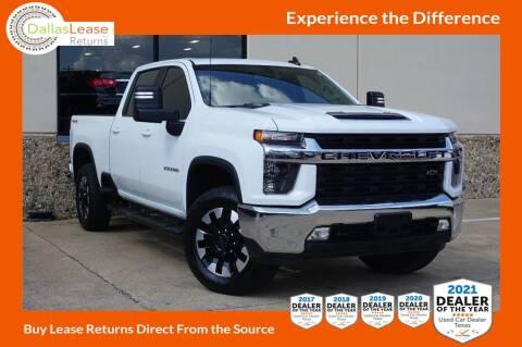 2020 Chevrolet Silverado 2500HD for sale at Dallas Auto Finance in Dallas TX
