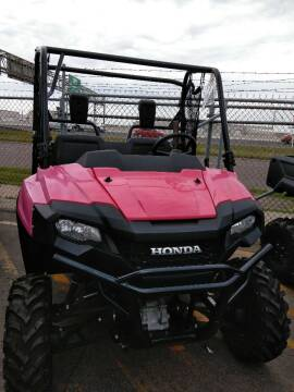 2017 Honda PIONEER 700-2 for sale at Irv Thomas Honda Suzuki Polaris in Corpus Christi TX