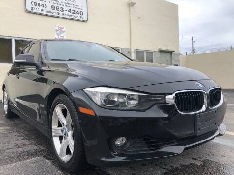 2013 BMW 3 Series for sale at Eden Cars Inc in Hollywood FL