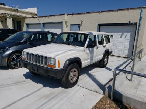 1999 Jeep Cherokee for sale at D&C Motor Company LLC in Merriam KS