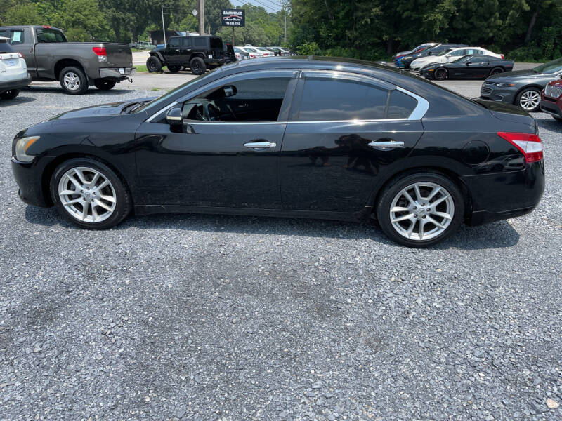 2010 Nissan Maxima for sale at Adairsville Auto Mart in Plainville GA
