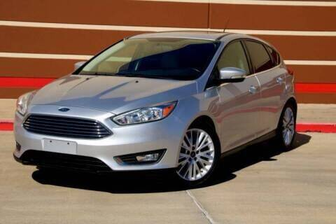 2016 Ford Focus for sale at Auto Hunters in Houston TX