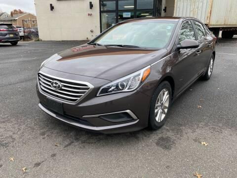 2016 Hyundai Sonata for sale at MAGIC AUTO SALES in Little Ferry NJ