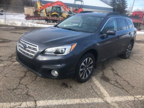2017 Subaru Outback for sale at ONG Auto in Farmington MN
