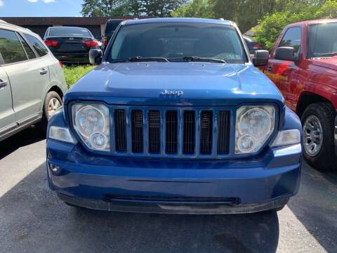 2010 Jeep Liberty for sale at GMG AUTO SALES in Scranton PA