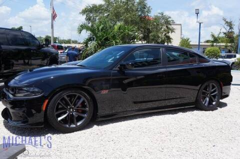 2019 Dodge Charger for sale at Michael's Auto Sales Corp in Hollywood FL