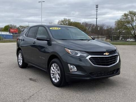 2019 Chevrolet Equinox for sale at Betten Baker Preowned Center in Twin Lake MI