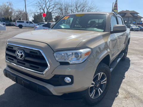 2016 Toyota Tacoma for sale at Low Price Auto and Truck Sales, LLC in Salem OR