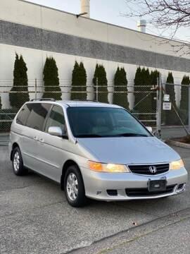 2003 Honda Odyssey for sale at Washington Auto Sales in Tacoma WA