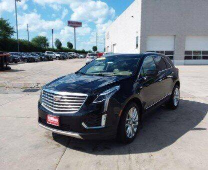 2018 Cadillac XT5 for sale at Rizza Buick GMC Cadillac in Tinley Park IL