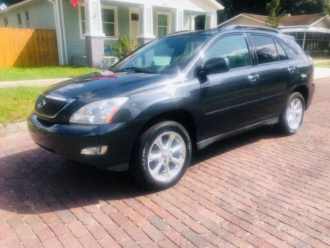2009 Lexus RX 350 for sale at CHECK  AUTO INC. in Tampa FL