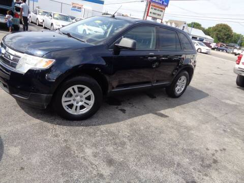 2008 Ford Edge for sale at Cars Unlimited Inc in Lebanon TN