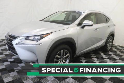 2015 Lexus NX 200t for sale at AH Ride & Pride Auto Group in Akron OH