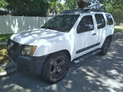 2007 Nissan Xterra for sale at Low Price Auto Sales LLC in Palm Harbor FL